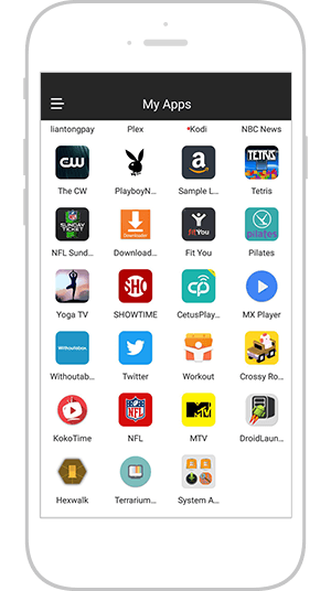CetusPlay - Best All-in-one Fire TV/Stick and Smart Android TV Remote App  in the world